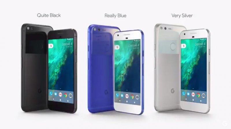 Annunciato Pixel, il nuovo smartphone di Google