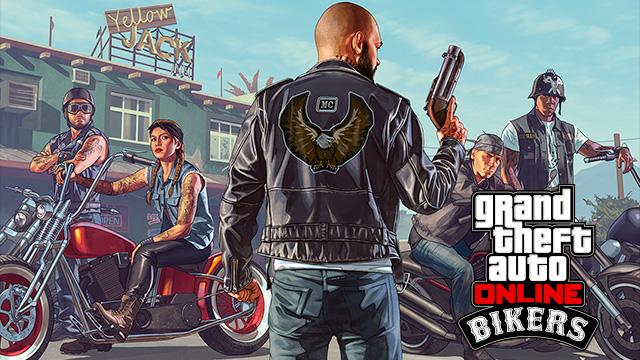 Un aggiornamento per il DLC Centauri di Grand Theft Auto Online