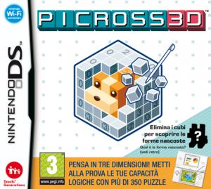 Picross 3D per Nintendo Wii U