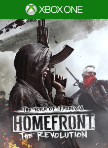 Homefront: The Revolution - The Voice of Freedom per Xbox One
