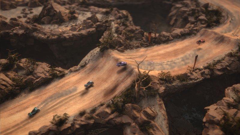 Il checkerboard rendering di PlayStation 4 Pro non potrà mai offrire la qualità dei 4K reali, dicono gli autori di Mantis Burn Racing
