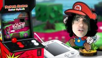 Paper Mario: Color Splash - Sala Giochi