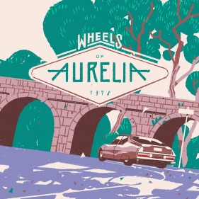 Wheels of Aurelia per PlayStation 4