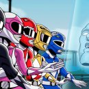 Mighty Morphin Power Rangers: Mega Battle, un picchiaduro a scorrimento in arrivo su PC, PlayStation 4 e Xbox One