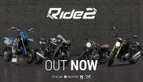 Ride 2 - Trailer di lancio