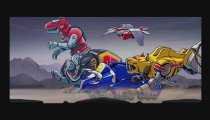 Mighty Morphin Power Rangers: Mega Battle - Reveal trailer