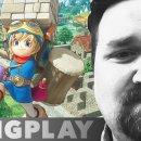Costruiamo ed esploriamo insieme a Marco Salemi nel Long Play di stasera su Dragon Quest Builders