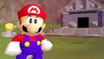 Super Mario 64 Last Impact - Sala Giochi