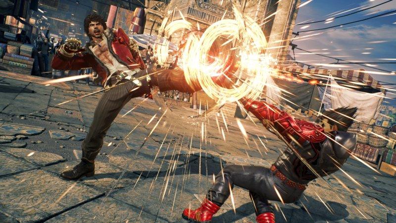 Tekken 7: Padre mostro