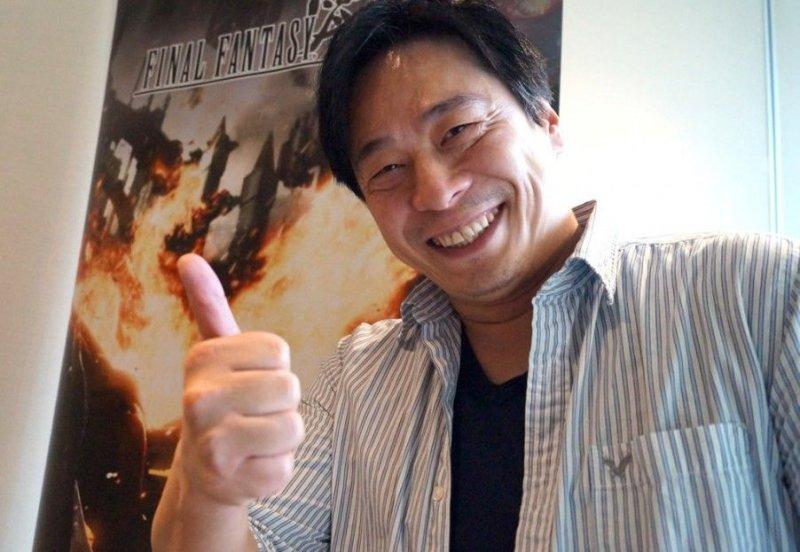 Il game director di Final Fantasy XV sarà presente al Lucca Comics & Games 2016