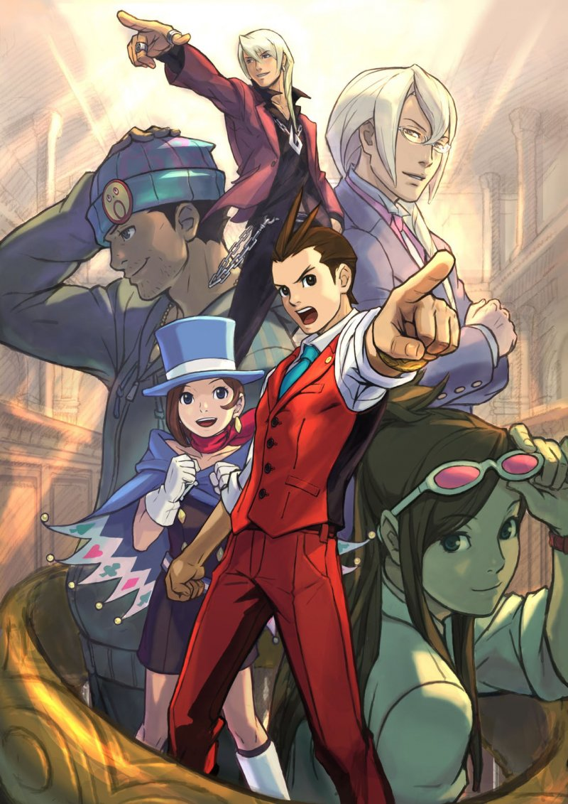 Apollo Justice: Ace Attorney arriverà a novembre su Nintendo 3DS
