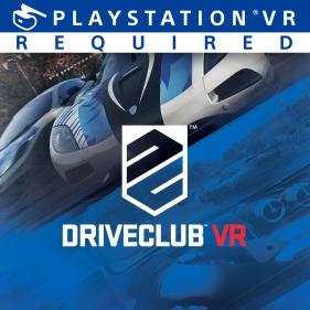 DRIVECLUB VR per PlayStation 4