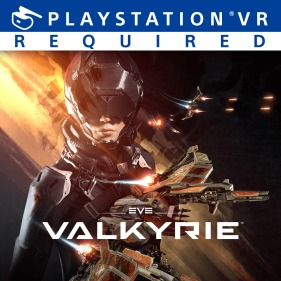EVE: Valkyrie per PlayStation 4