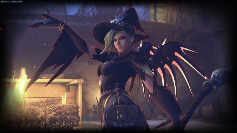 Mercy di Overwatch riceverà una nuova linea di dialogo a metà novembre