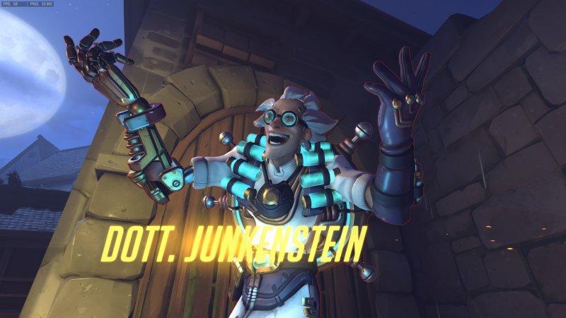 Contro il dottor Junkenstein