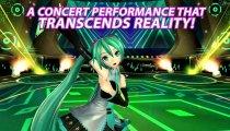 Hatsune Miku: VR Future Live - Trailer di lancio