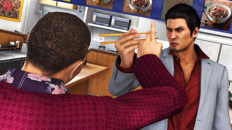 La demo di Yakuza 6 sarà disponibile dal 29 novembre in Giappone