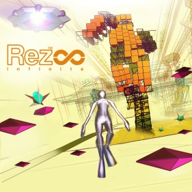 Rez Infinite per PlayStation 4