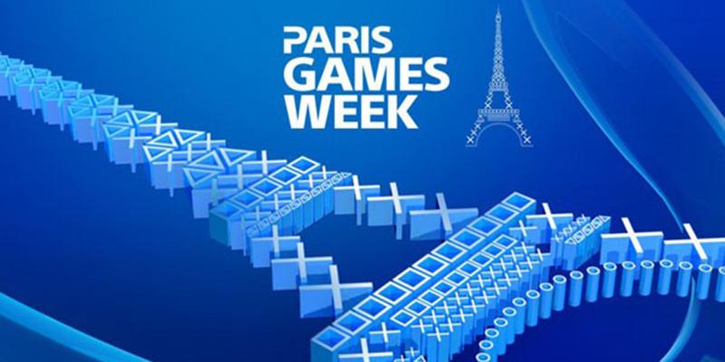 Sony annuncia la line-up per la Paris Games Week 2016