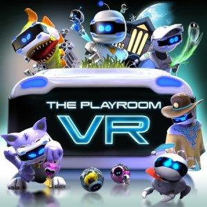 The Playroom VR per PlayStation 4