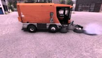 Street Cleaning Simulator - Trailer