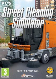 Street Cleaning Simulator per PC Windows