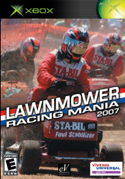Lawnmower Racing Mania 2007 per Xbox