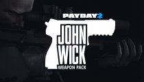 "Payday 2 - Il trailer del ""John Wick Weapon Pack"""