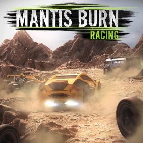 Mantis Burn Racing per PlayStation 4