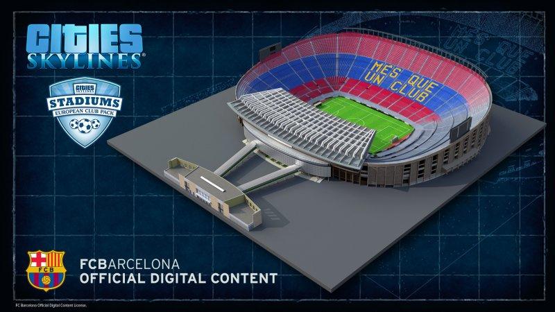 Anche lo stadio della Juventus nel nuovo DLC di Cities: Skylines