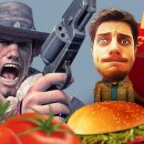 A pranzo con a base di verdure e piombo: Vincenzo Lettera gioca a Red Dead Revolver su PlayStation 4