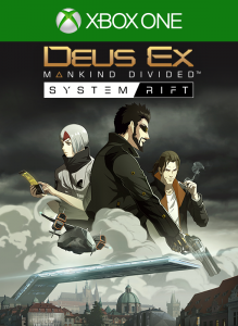Deus Ex: Mankind Divided - System Rift per Xbox One