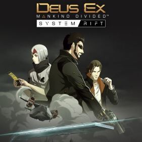 Deus Ex: Mankind Divided - System Rift per PlayStation 4