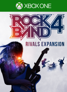Rock Band Rivals per Xbox One