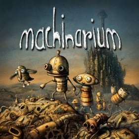 Machinarium per PlayStation 4