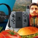 A Pranzo con HTC Vive & Nintendo Switch