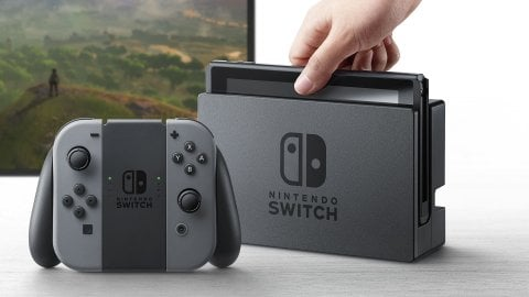 Nintendo Switch, support for Bluetooth audio inserted in firmware 12.0?