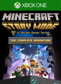 Minecraft: Story Mode - The Complete Adventure per Xbox One