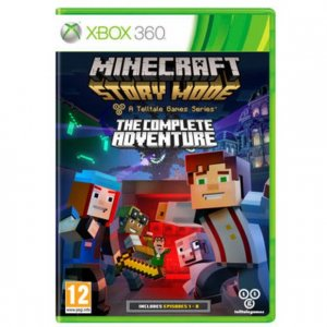 Minecraft: Story Mode - The Complete Adventure per Xbox 360