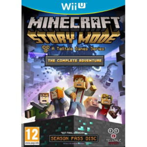 Minecraft: Story Mode - The Complete Adventure per Nintendo Wii U