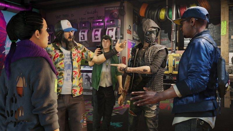 """Parte la prima fase del multiplayer """"seamless"""" di Watch Dogs 2, su PlayStation 4 e Xbox One a seguire"""