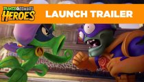 Plants Vs. Zombies Heroes - Trailer di lancio