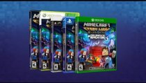 Minecraft: Story Mode - The Complete Adventure - Trailer di lancio