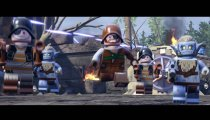 LEGO Star Wars: Il Risveglio della Forza - Trailer The First Order Siege Of Takodana