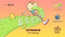 Eggggg: The Platform Puker - Trailer di presentazione