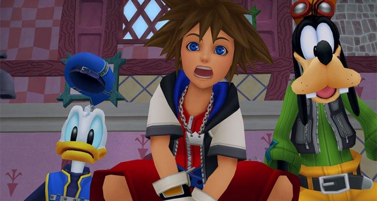 Kingdom Hearts su Nintendo Switch via cl …