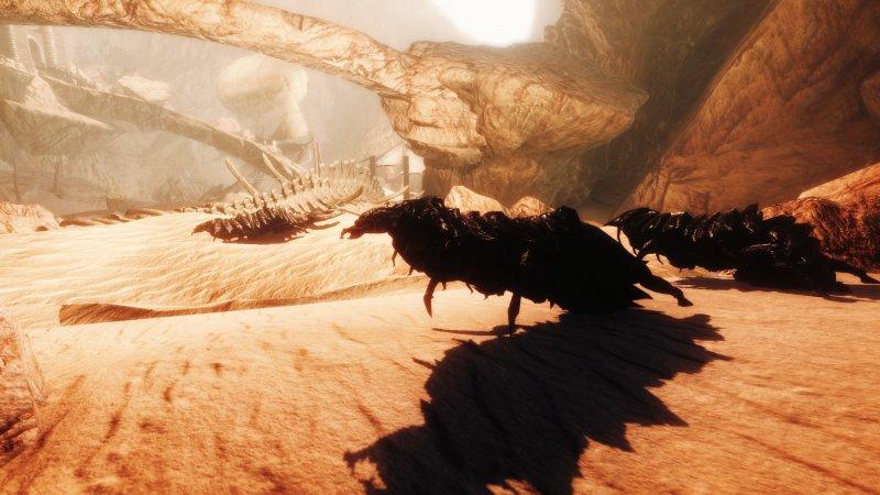 Skyrim, una mod deride Fallout 76