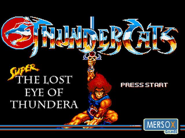 Pubblicato il remake amatoriale del gioco dei Thundercats