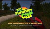My Summer Car - Il trailer della versione Accesso Anticipato