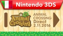 Nintendo Direct - Video completo del 2 novembre 2016 su Animal Crossing